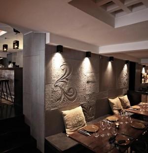 Diseño y Decoración Restaurante Koa