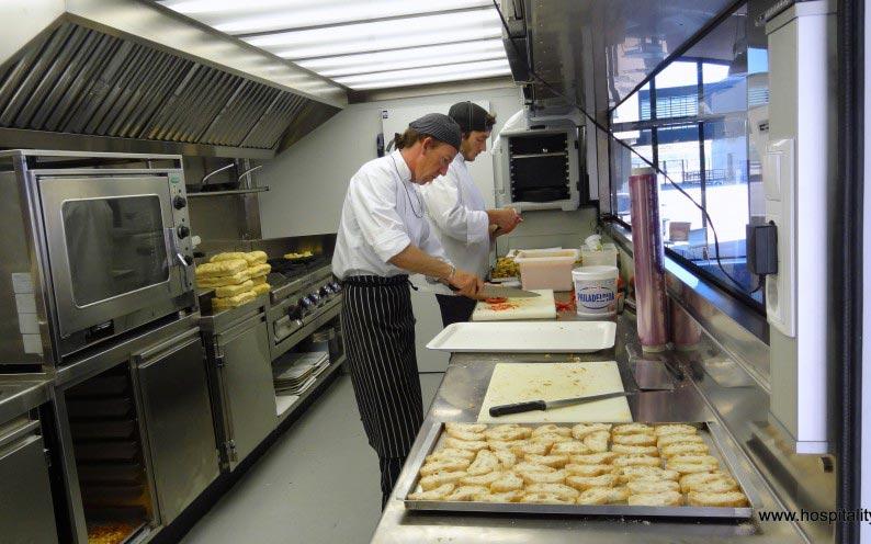 Diseño Food Truck y Hospitality CEV