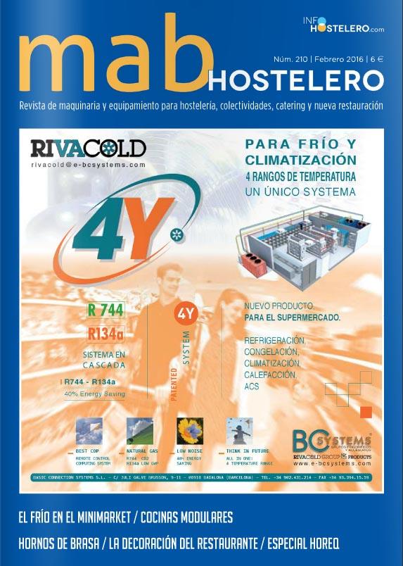 Revista MAB Hostelero Núm.210