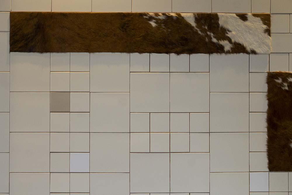 Detalle pachwork cerámica 03 restaurante BOVINO GIJON Da2 Arquitectura