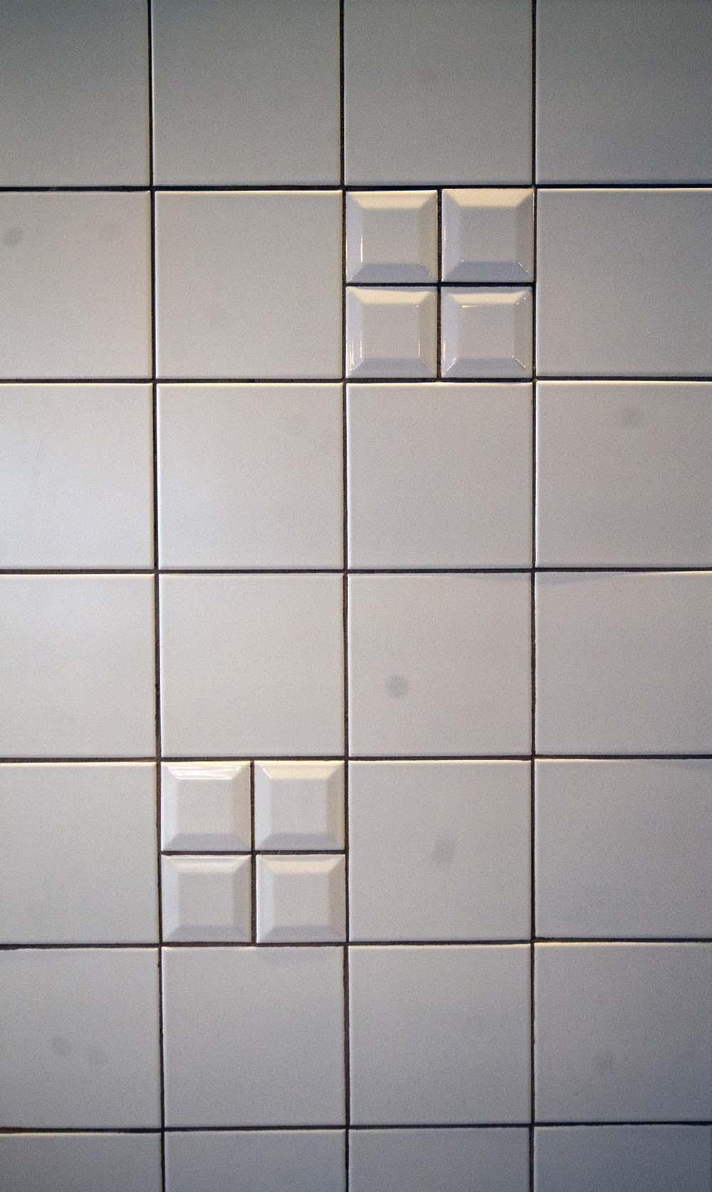 Detalle pachwork cerámica 09 restaurante BOVINO GIJON Da2 Arquitectura