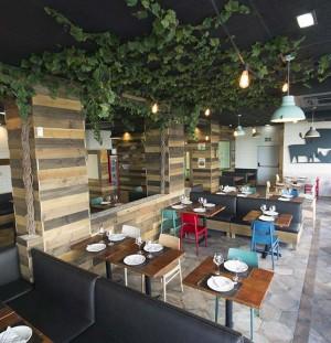 Diseño y Decoración Restaurante Bovino – Gijón