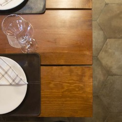 Detalle mobiliario 01 restaurante BOVINO GIJON Da2 Arquitectura