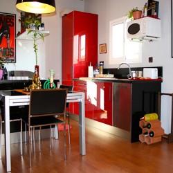 Diseño-interior-atico-cocina