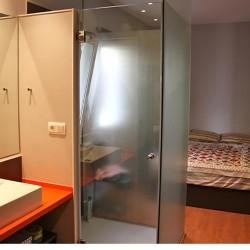 Diseño-interior-atico-ducha
