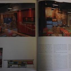 Diseño y decoracion restaurante Los Soprano revista MARU pag 03