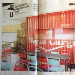 Diseño y decoracion Restaurante Los soprano 01