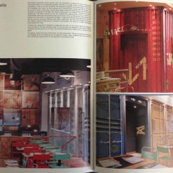 diseño y decoración de restaurante Los soprano Libro Space+ pag01