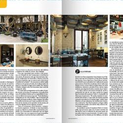 diseño y decoracion restaurante Casa Guinart revista Obras mexico 03