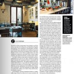 diseño y decoracion restaurante Casa Guinart revista Obras mexico 04