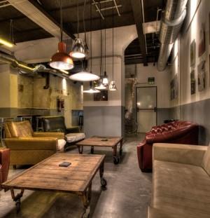 Diseño y Decoración  Bar Cervecería Garage Beer