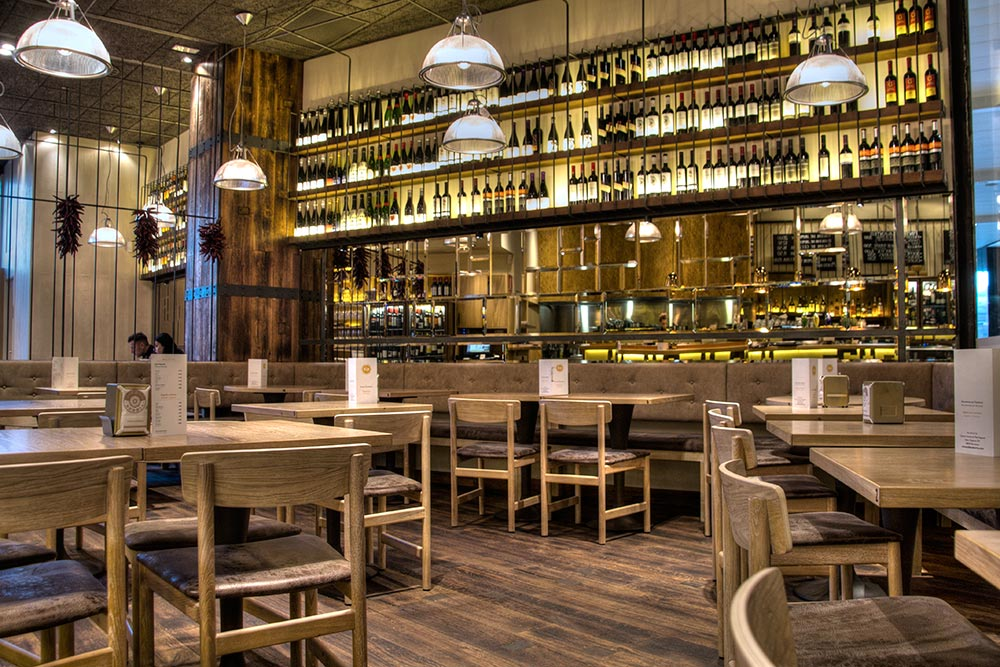 Dise o y decoraci n restaurante bilbao berria da2 arquitectura interiorismo y arquitectura - Decoracion bilbao ...