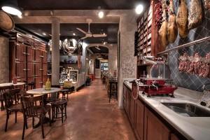5 estilos de decoracion restaurante Estilo bodega