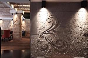 Restaurante estilo moderno