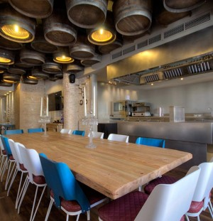 Diseño y Decoración Restaurante El Altar de Casa Guinart