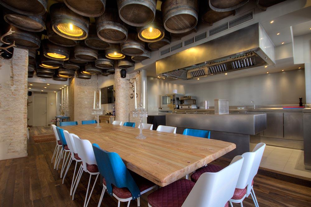 Diseño y Decoración Restaurante El Altar de Casa Guinart - DA2 ...