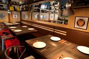 5 Estilos De Decoración Para Restaurantes Estilo VINTAGE