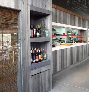 Diseño y Decoración Restaurante Kauai