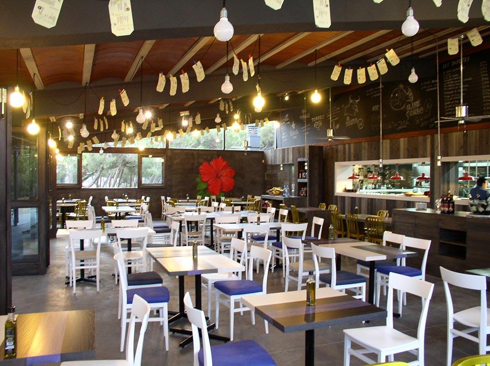 Dise o y decoraci n restaurante kauai da2 arquitectura for El mundo decoracion