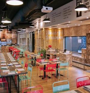 Diseño y Decoración Restaurante Los Soprano