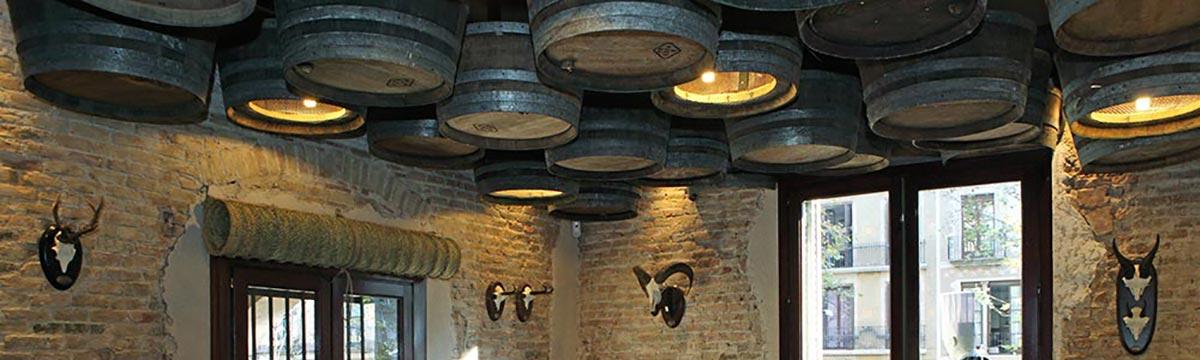 Dise o y decoraci n restaurantes da2 arquitectura for Diseno y decoracion