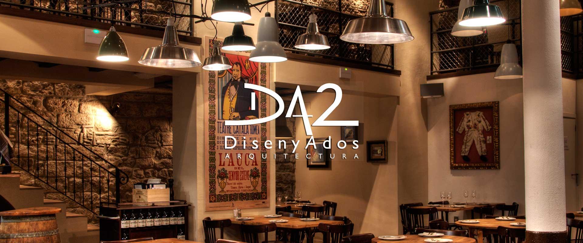 Da2 arquitectura interiorismo y arquitectura - Arquitectura y decoracion ...