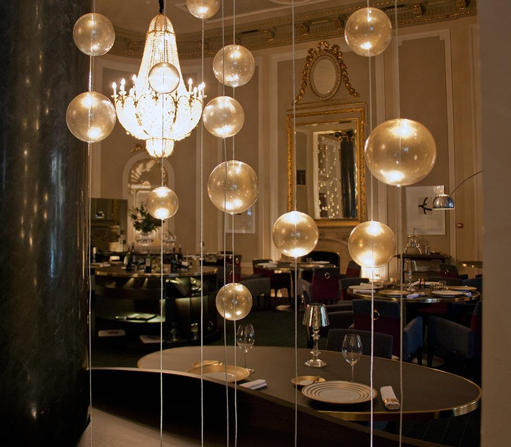Dise o y decoraci n restaurante caelis da2 arquitectura for Diseno y decoracion