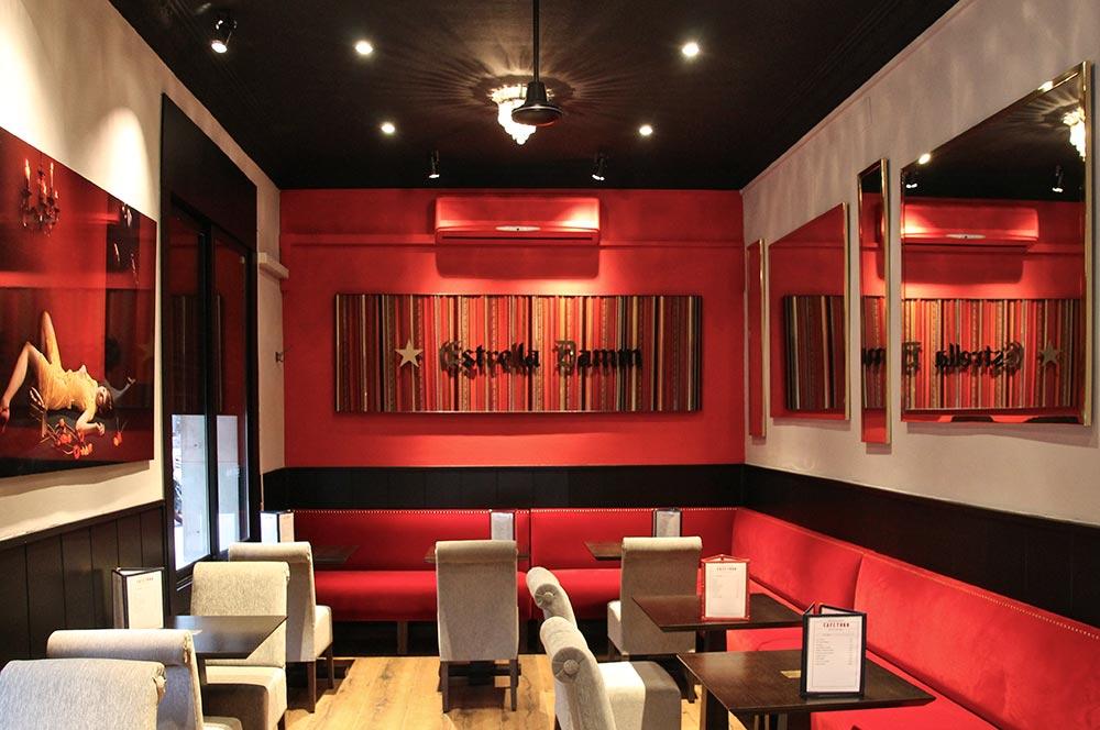 Dise o y decoraci n caf tur da2 arquitectura - Diseno y decoracion ...