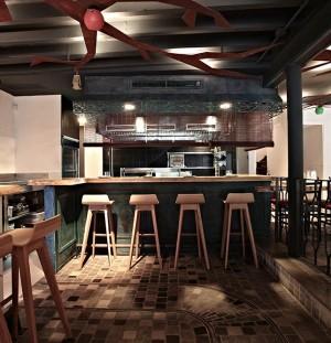 Diseño y Decoración Restaurante Ombú