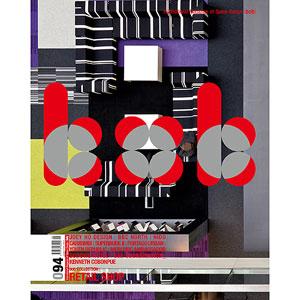 Diseño y decoración Restaurante Los Soprano Revista BOB portada