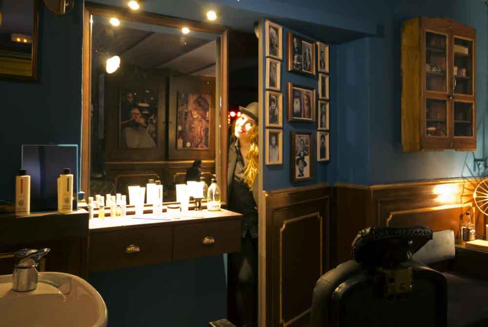 Dise o y decoraci n speakeasy bar bobby s free barcelona - Diseno y decoracion ...