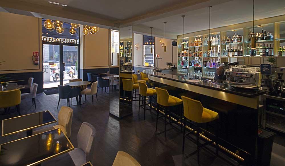 Diseño y Decoración Bar Talisman