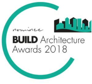 DA2 ARQUITECTURA Nominada a los Premios de Arquitectura BUILD 2018