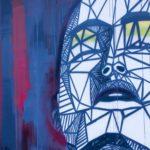 Reforma restaurante en Mallorca Vandal detalle graffiti