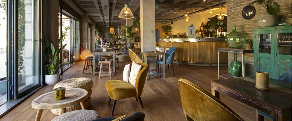 Restaurante Vista Corona Expansion de Franquicia portada