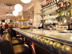 Decoración Restaurantes Estilo Clásico