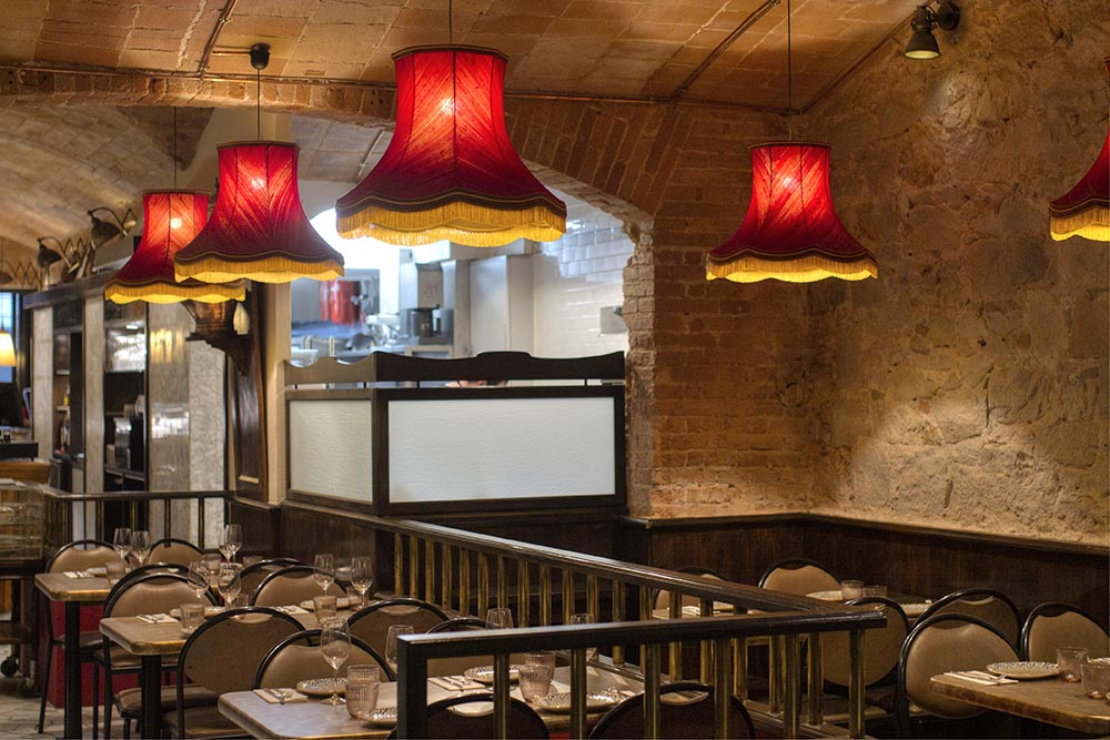 Decoración Restaurantes Tendencias 2020