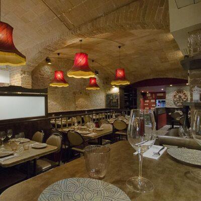 Diseño Wine bar Bistrot Bilou – Barcelona