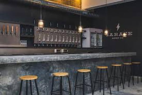 Fábrica de Cerveza Cervecería Garagebeer co. Sant Andreu