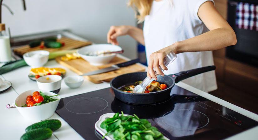 Eficiencia energética en la cocina