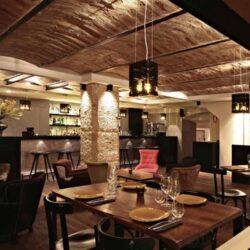 Dsieño y decoración restaurante Koa Palma