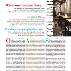 Dsieño y decoración restaurante Koa ABC MALLORCA PAG02