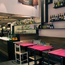 Reforma y Decoración Restaurante El Raco del Aguir mesas