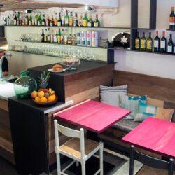mobiliario restaurante El Raco del Aguir