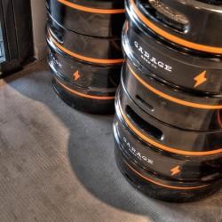 detalle de barril