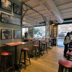 Diseño y decoración restaurante madrid