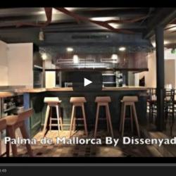 Decoracion de bar y restaurante Ombu Palma de Mallorca
