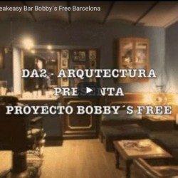 DISEÑO SPEAKEASY BAR Bobby´s free