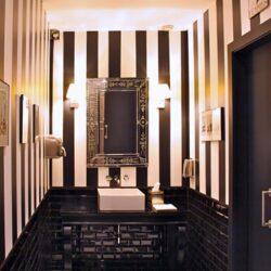 Decoración baños estilo francés