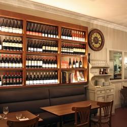 Diseño y Reforma Integral Restaurante ESTILO FRANCÉS